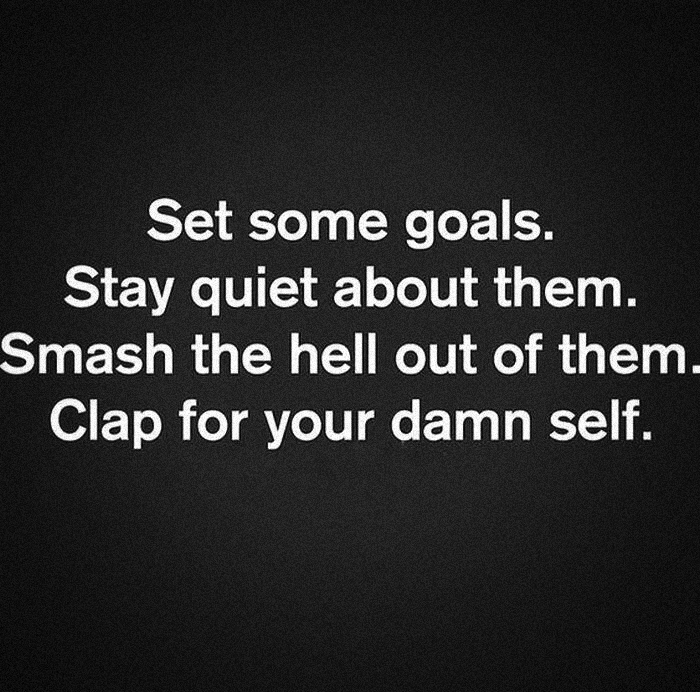 #amen - Do it for yourself!