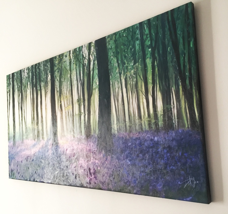bluebells on wall.jpg