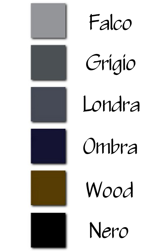 Color Chart courtesy of USAnimo