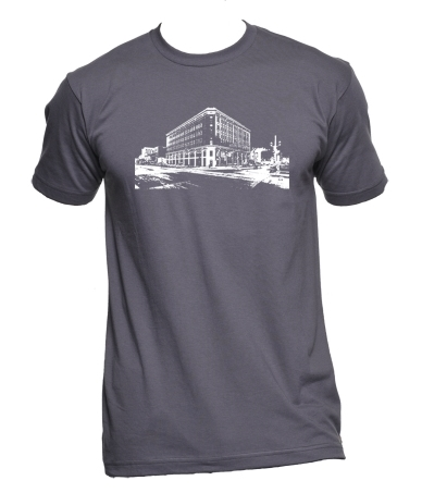 T+M Shirts - 'The Lister Block'