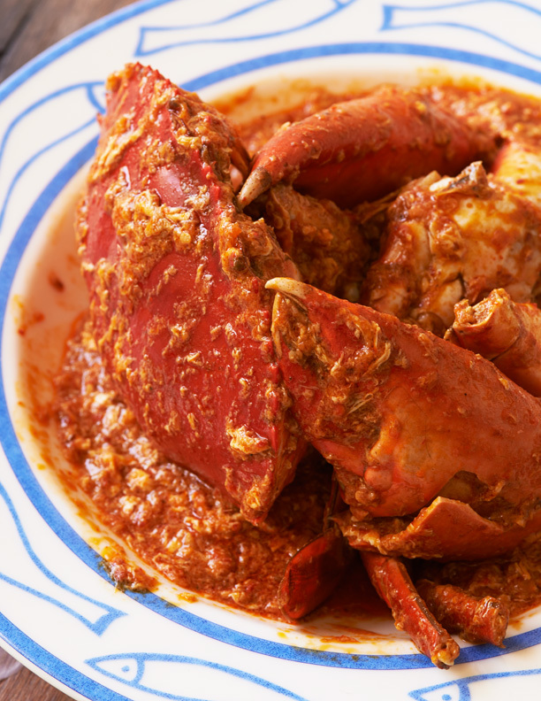 Chili Crab at Ponggol Choon Seng Sea Food Restaurant