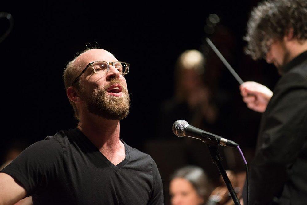 Elliot Cole composer, singer, performer