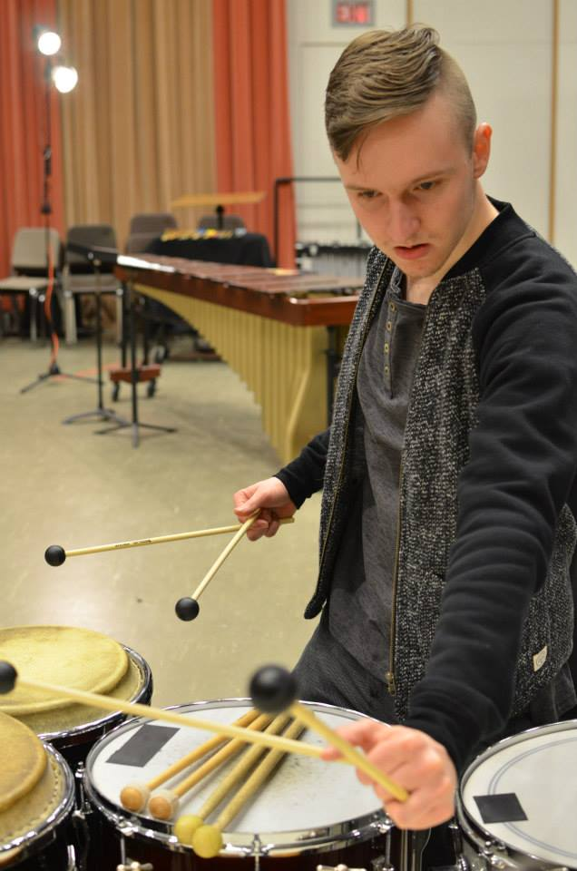 Arlo Shultis  | percussionist
