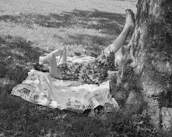Lauren Henkin, from the series  The Park