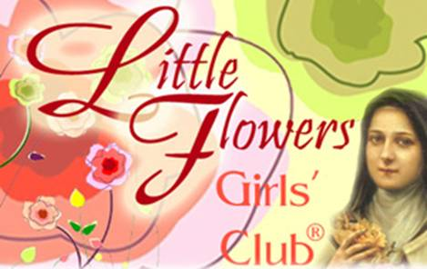 Little FLowers is a catholic club that teaches virtues through Holy scripture, the Catechism of the catholic church and the lives of the saints. a fun way for young girls to learn how to live faith-filled lives and grow in friendship with one another. Open to girls ages 5-9. Meets monthly on Tuesdays in the parish hall. for more information, email: dionbabette@gmail.com
