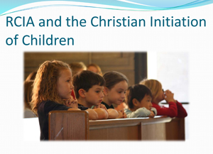 This is for children ages 7 and above who have not yet been baptized. through this process, they are fully initiated into the church at the easter vigil (so also receiving holy communion and confirmation).