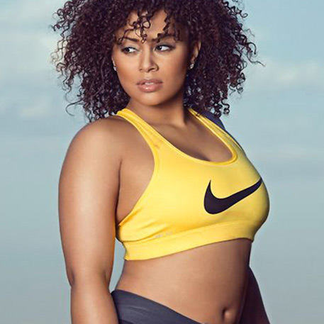 Thick Fit Woman