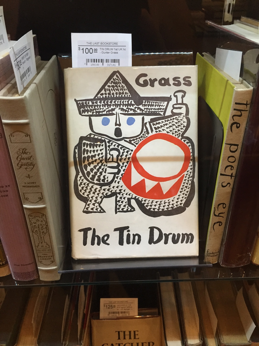 The Tin Drum,  Gunther Grass.