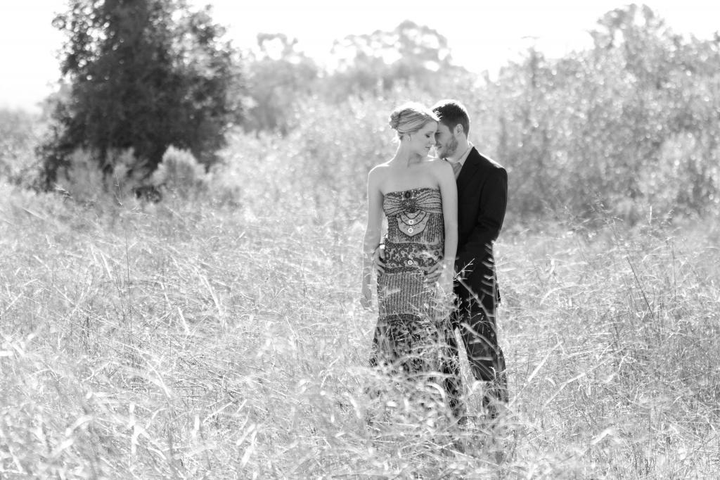 outdoor engagement session - santa barbara wedding photography
