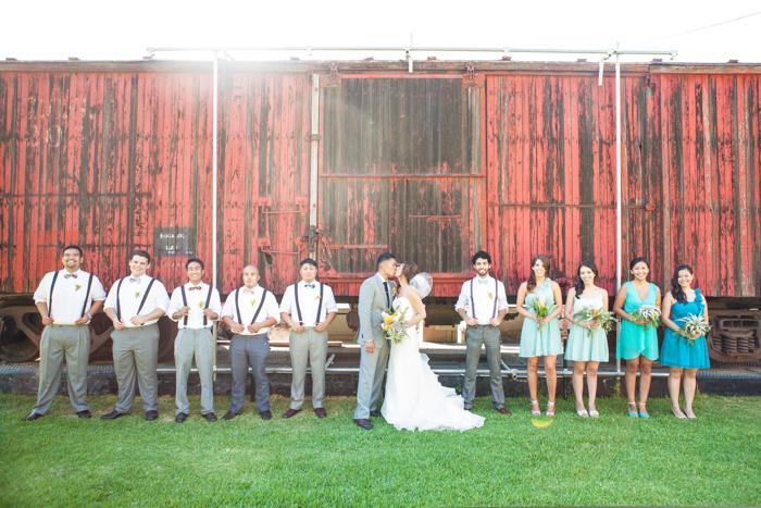 funky artistic wedding photography by shaun and skyla walton