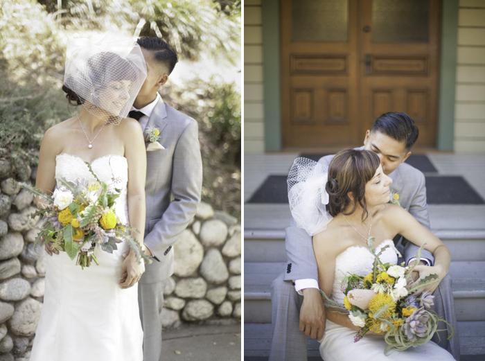 funky artistic handcrafted wedding - shaun and skyla walton