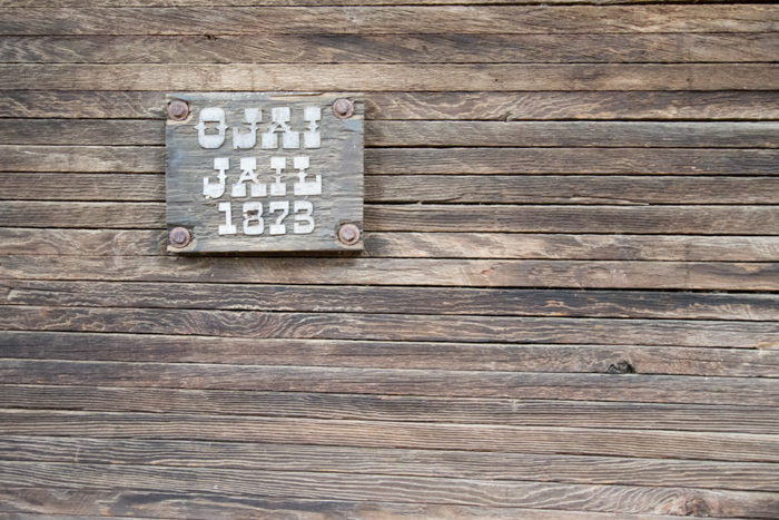 ojai jail at cold spring tavern