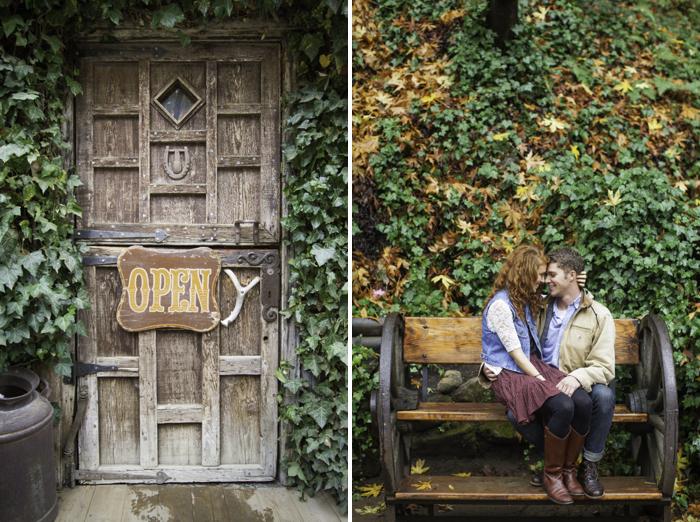 couple at cold spring tavern california