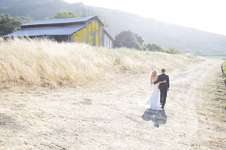 hiring your wedding photographer- rustic romantic barn winery wedding in santa ynez