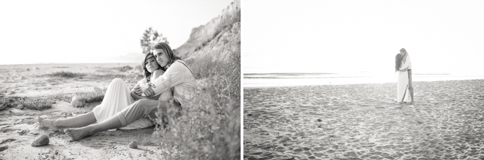 Shaun and Skyla Walton Wedding Photography - California Beach Love Shoot - 5