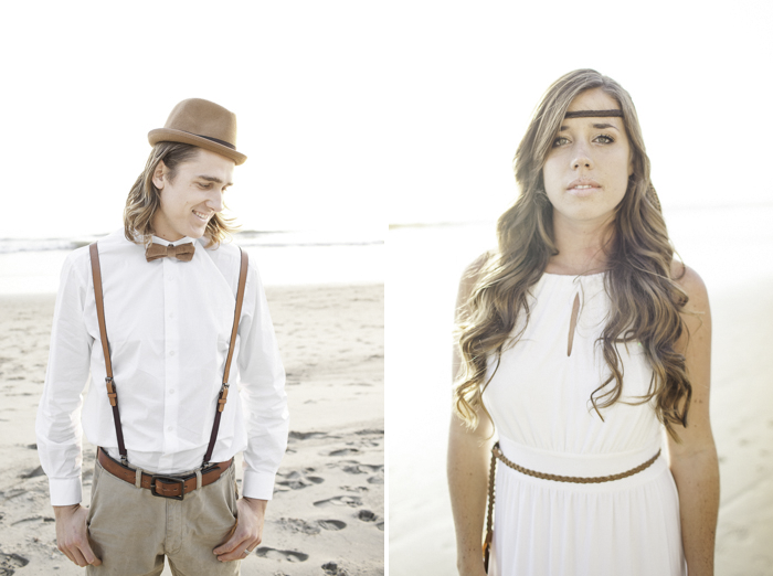 Shaun and Skyla Walton Wedding Photography - California Beach Love Shoot - 7
