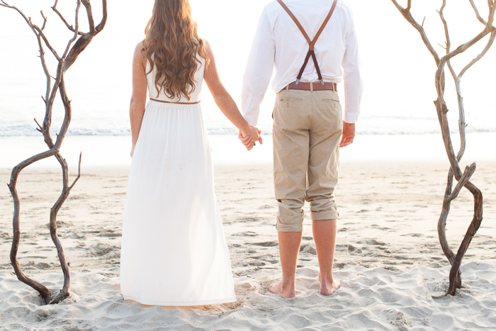 Shaun and Skyla Walton Wedding Photography - California Beach Love Shoot _-44