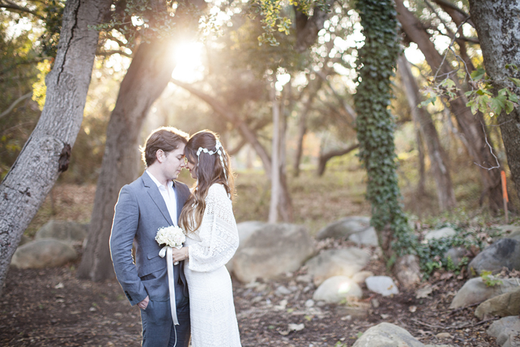 Hiring your wedding photographer- rustic montecito wedding in the trees santa barbara california