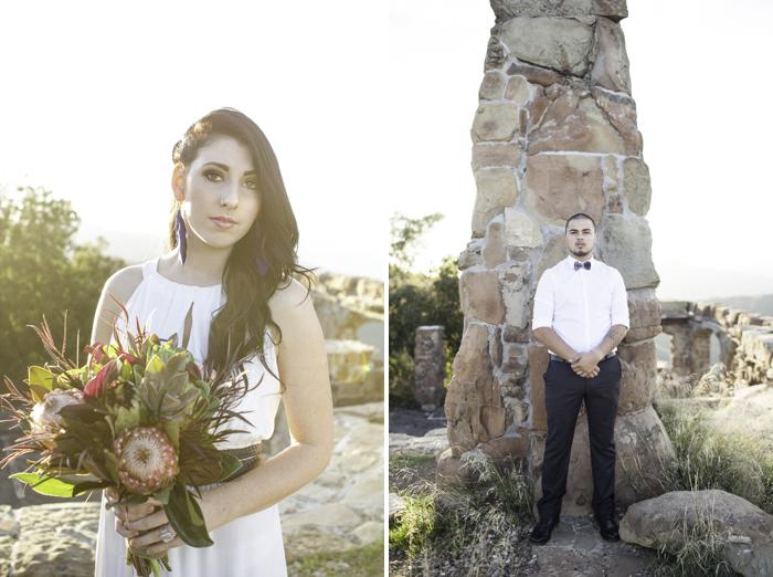 robert & chelsea - rustic nature wedding santa barbara - shaun and skyla walton
