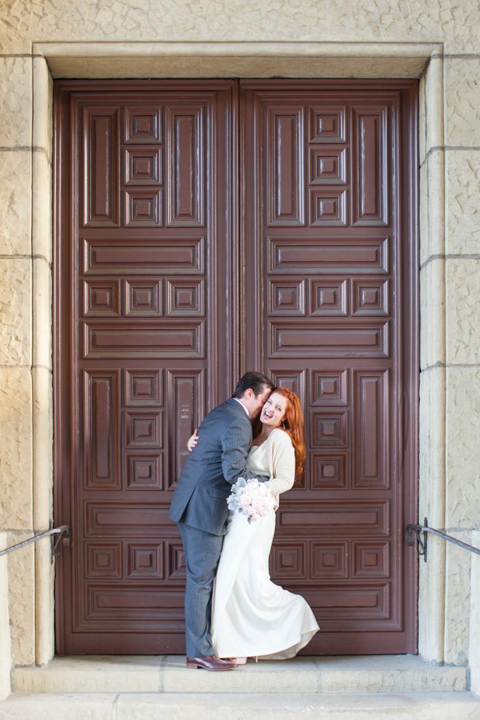 wedding at santa barbara courthouse