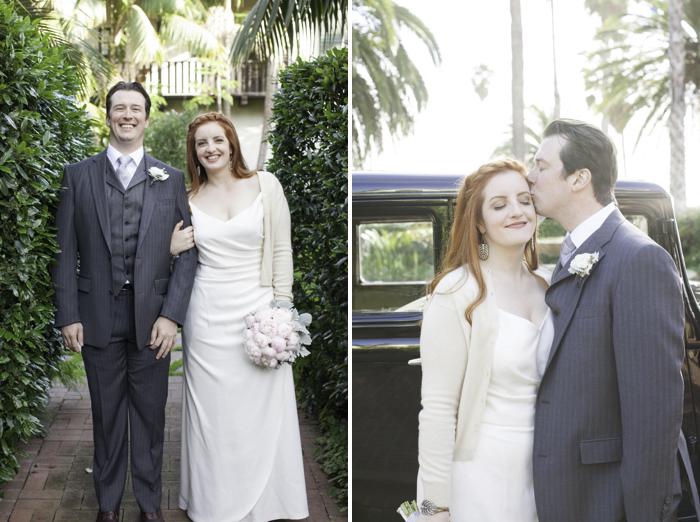 four seasons biltmore wedding santa barbara california