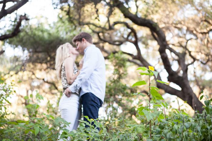 elegant outdoor engagment session - santa barbara california-2-2