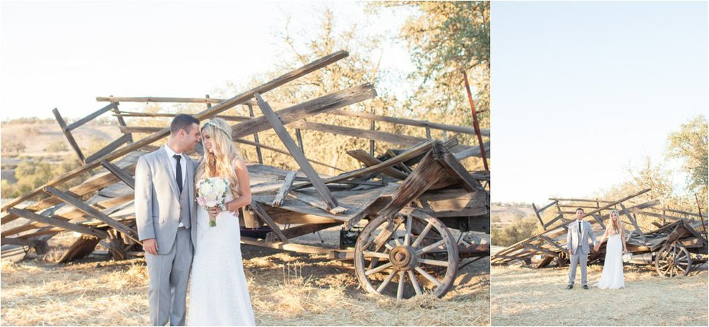 central coast ranch wedding