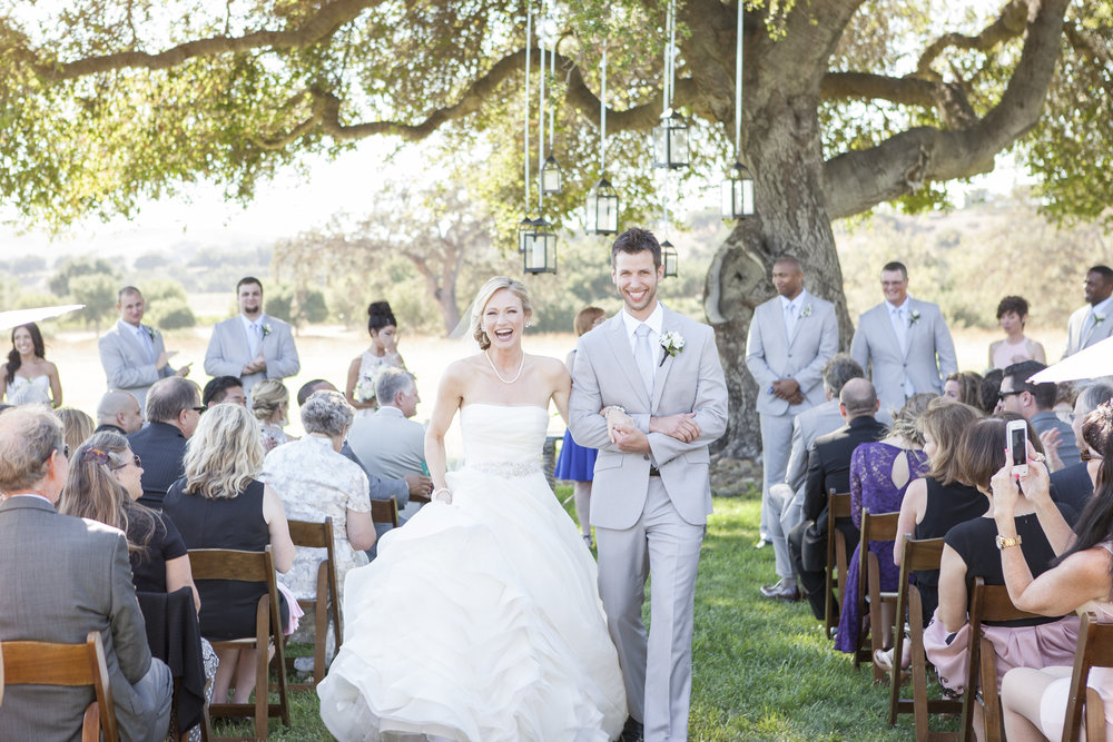 San Luis Obispo wedding photographer Skyla Walton ceremony photo