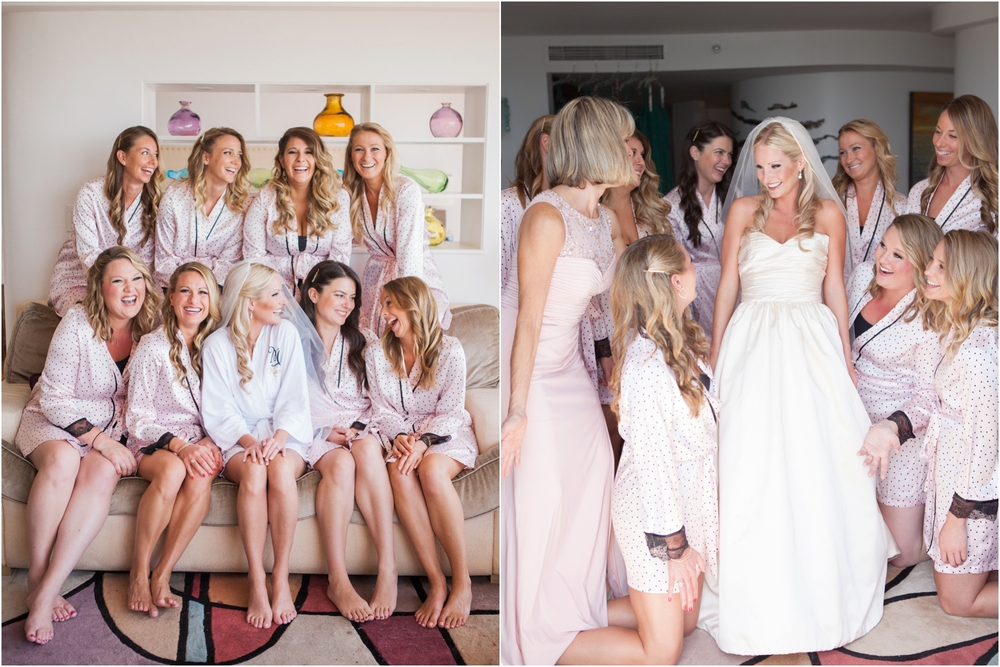 Glam pink and gold The Cliffs Resort Wedding in Pismo Beach by San Luis Obispo Wedding photographer Skyla Walton