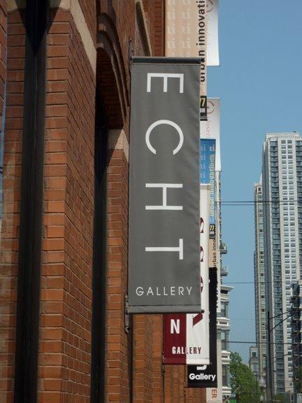 Canlis Glass | Seattle Glass Artist | ECHT Gallery