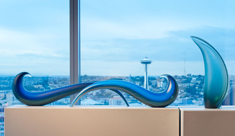 Canlis Glass | Seattle Glass Artist |