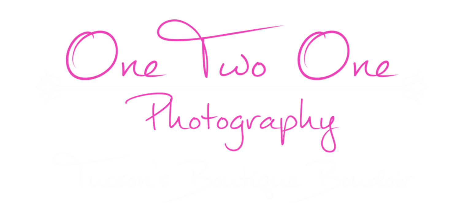 Tucson Boudoir Photography | One Two One Photography
