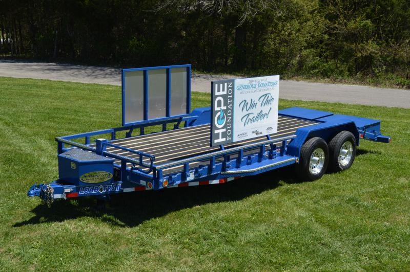 Trailer of    HOPE Raffle Tickets - Sponsored by:             Sancrest Trailer Sales