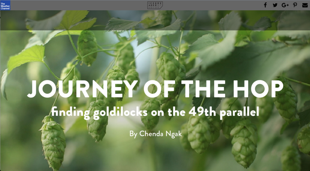 Branded Content Longform - Journey of the Hop