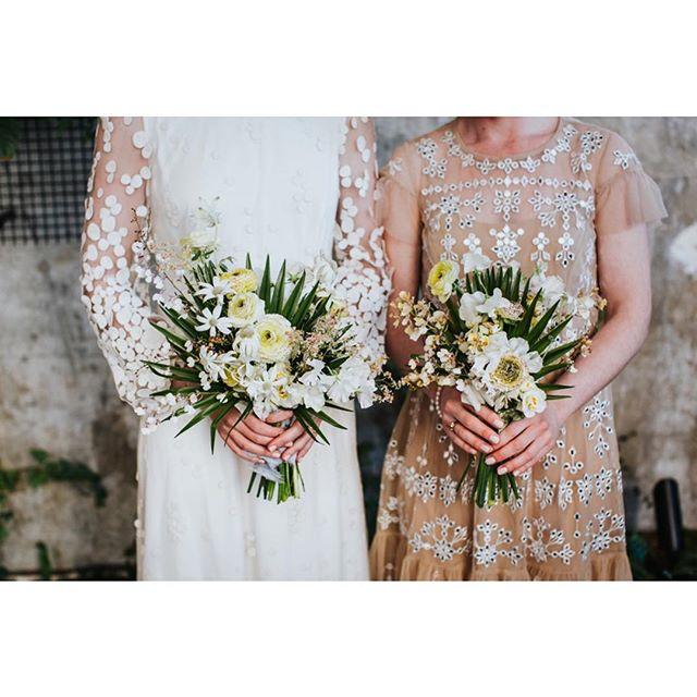 From K & A's wedding last March... 📷 @elvirakalviste