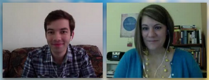 Vines and Evans in a Patheos Book Club Live web conference, May 16, 2014.