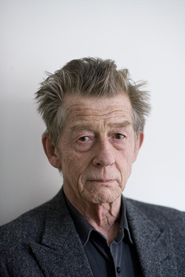 John Hurt - Telegraph Magazine
