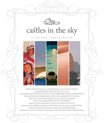 Castles in the Sky A Taylor Steele Film