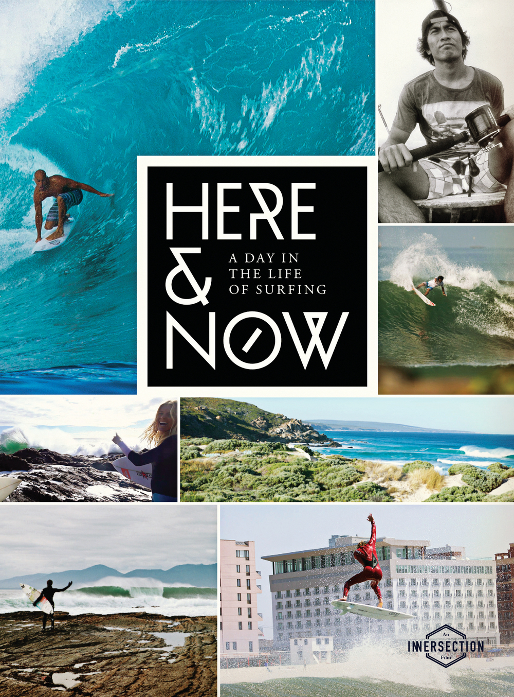 Here & Now A Taylor Steele Movie