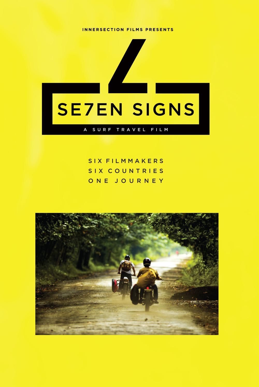 Se7en Signs aTaylor Steele & Nathan Myers film