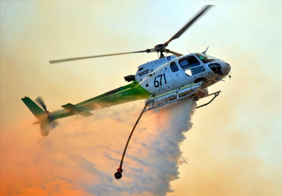 HELICOPTERS Fire Bombing