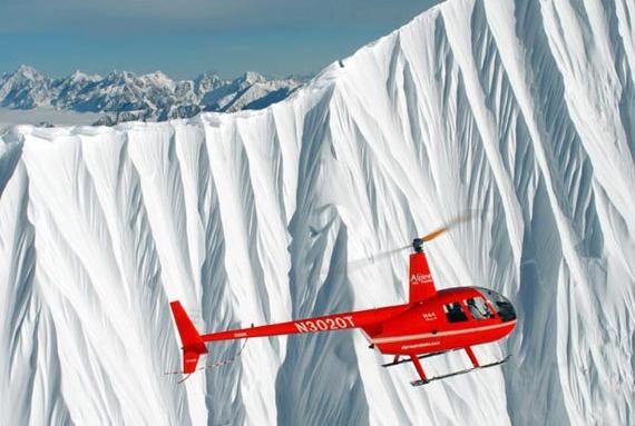 ROBINSON R44 Alpine Air Alaska