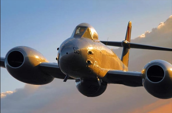 GLOSTER F.8 Meteor