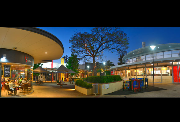 Floreat Forum shopping precinct