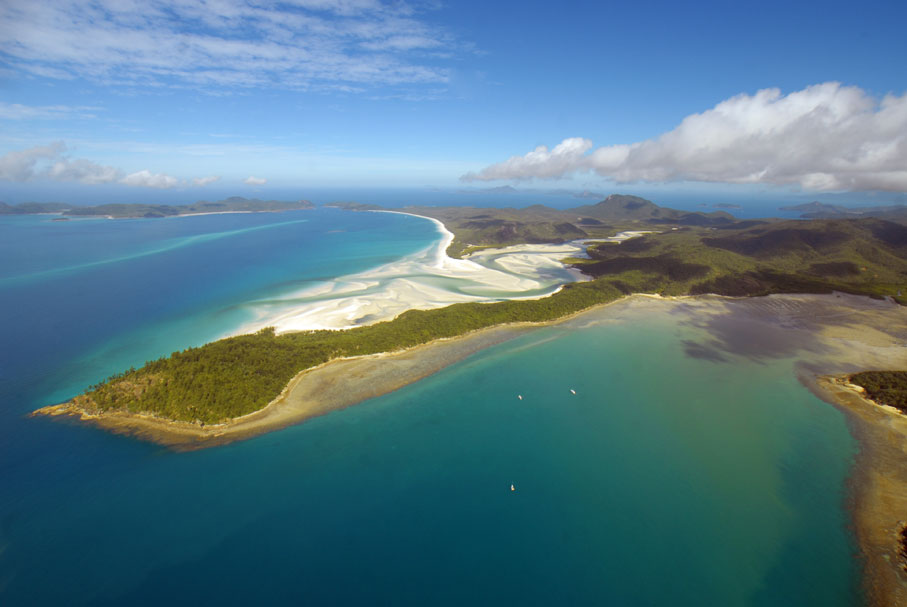 Whitehaven beach, Whitsunday's, Queensland
