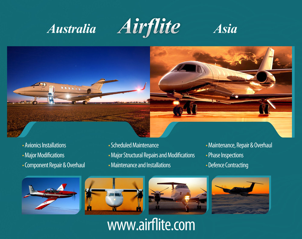 Airflite press ad