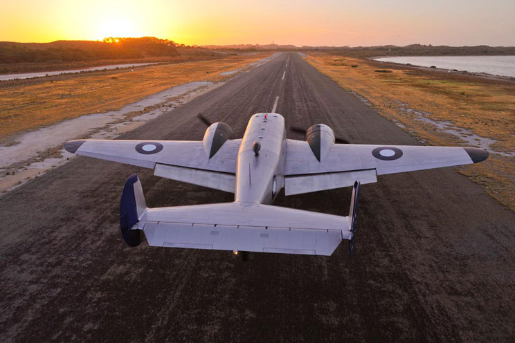 beech_18_sunset_rearview_takeoff.jpg
