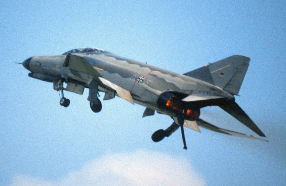 Luftwaffe F4 Phantom