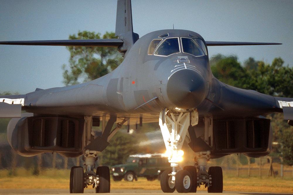 USAF Rockwell B1 Lancer