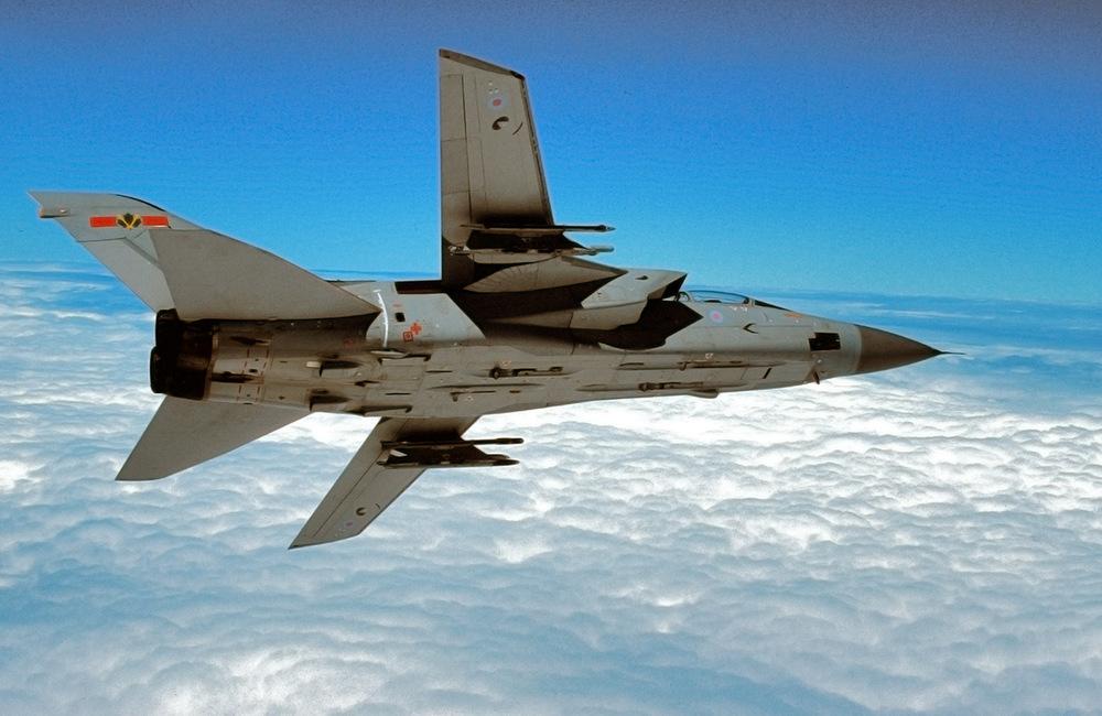 RAF Panavia Tornado F3